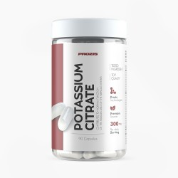 Citrate de Potassium 300 mg 90 gélules