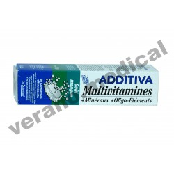Multivitamines goût Mangue 20 COMP