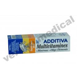 Multivitamines goût Mandarine 20 COMP