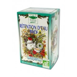 Tisane Rétention d'eau Bio - 20 sachets