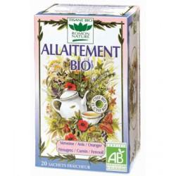 Tisane Allaitement Bio - 20 sachets