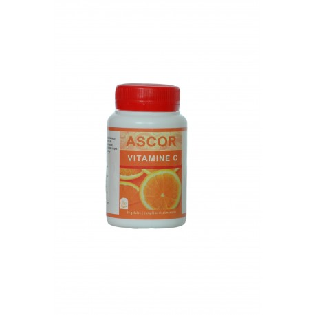 vitamine C 60 gélues ASCOR
