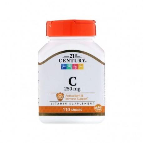 Vitamine C 110 Tablet 250mg USA