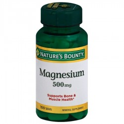 Magnesium 500 mg. - 100 Tablette (s)