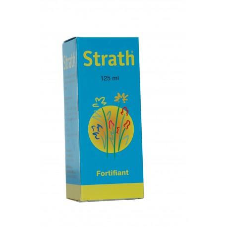 STRATH SIROP FORTIFIANT 125ML