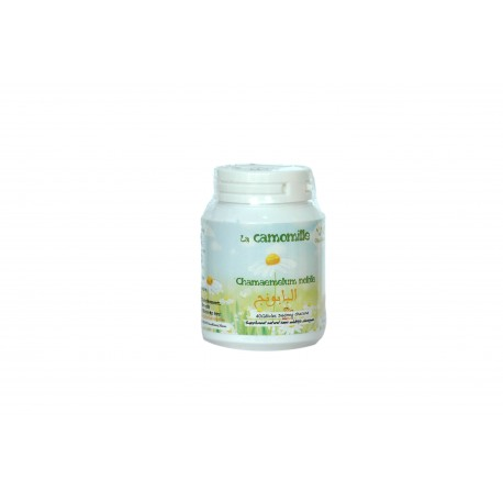 camomille BIO, 360 mg 40 gélules