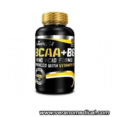 BIOTECH BCAA B6 200 Tabs