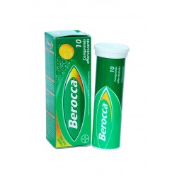 Berocca Performance 10 Comprimés Effervescents