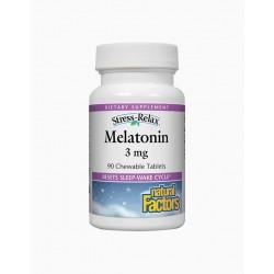 Mélatonine 3 mg - 90 comprimés à croquer