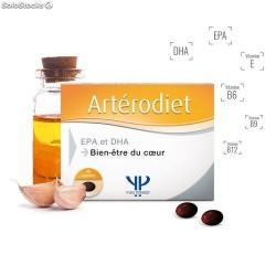 Artérodiet EPA et DHA 40 Capsules Bien – être du Cœur