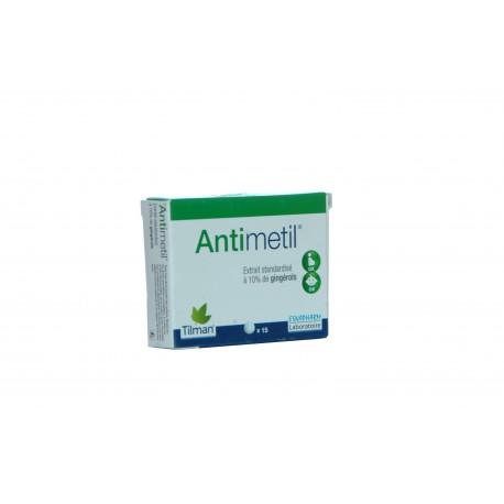 Antimetil (gingembre sec) 15 comprimes