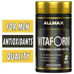 Multivitaminés Vitaform 60 Tabs