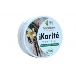 Beurre de Karité BIO Visage, Corps et Cheveux 250G