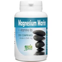 Magnésium Marin B6 à 548 mg de 200 comprimes
