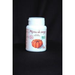 Huile de pépins de courge - 100 capsules à 420 mg