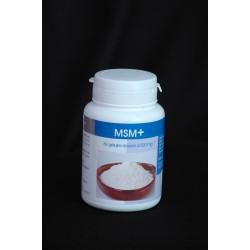 MSM (Méthyl Sulfonyl Méthane) 60 gélules à 520 mg