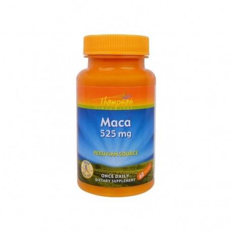 MACA 525mg 60 capsules