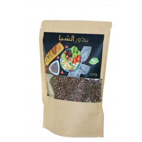Graines de chia bio (250 gr)