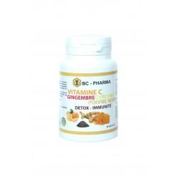 Curcuma+ Gingembre + Poivre + Vitamine C 36 gélules