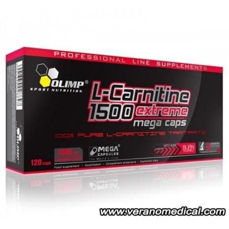 L-CARNITINE 1500 mg Olimp 120 caps