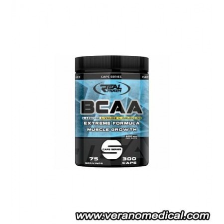 BCAA 300 Caps Real pharm