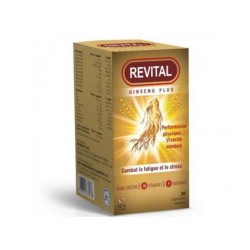 Revital Ginseng Plus 30capsules