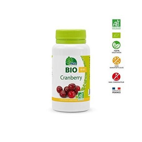 Cranberry bio 60 gélules - Confort urinaire