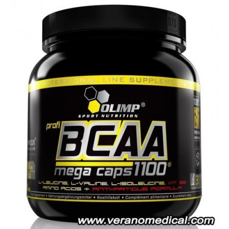 BCAA Mega Caps 300 caps Olimp Nutrition (300 caps)