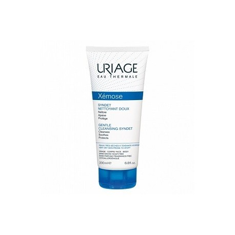 Xémose Syndet Nettoyant Doux Uriage 200ml