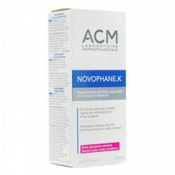 Novophane K Shampooing antipelliculaire 125ml