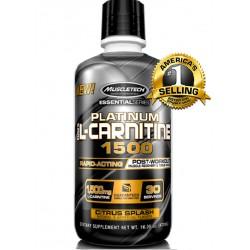 L-Carnitine, 1500mg 31 Servings 473 ml,