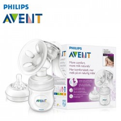 Tire-lait manuel Natural Philips Avent