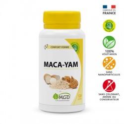 MACA+YAM 120 GEL MGD