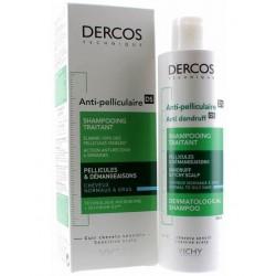 shampooing anti-pelliculaire pour les cheveux gras