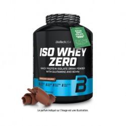 Iso Whey Zero poudre de protéine isolat, sans lactose 2270 gr