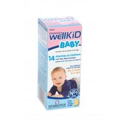 WellBaby Multi-vitamine Liquide