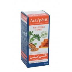 SIROP ACTIPETIT stimule l'appétit 200ml