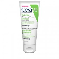 CeraVe Crème moussante nettoyante hydratante 100 ml