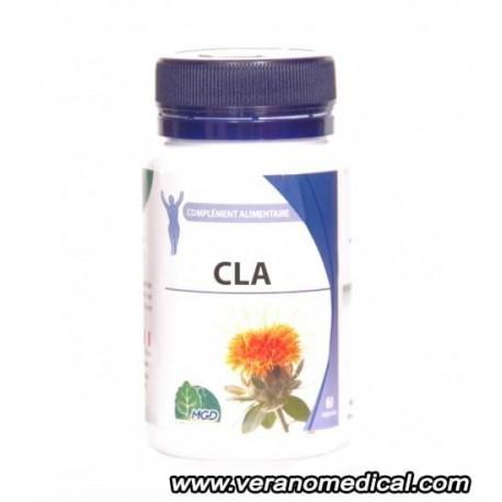 CLA (60 gelules) mgd