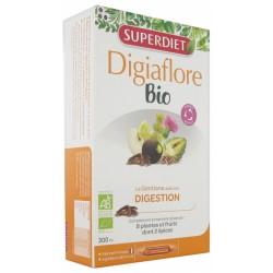 Digiaflore BIO, 20 ampoules Super Diet (Facilité laDigestion)