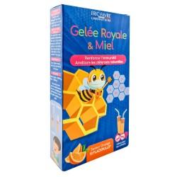 GELEE ROYALE ET MIEL ENFANTS ORANGE B10