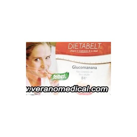 dietabelt glucomanana