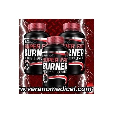 Super Fat Burner - Brûleur de graisse - Biotech-USA