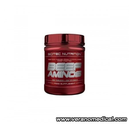 Beef Aminos (200 tabletta) - Scitec Nutrition
