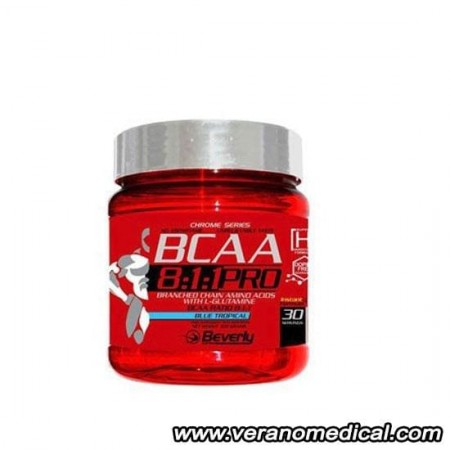BCAA 8:1:1 PRO - Beverly Nutrition  300gr