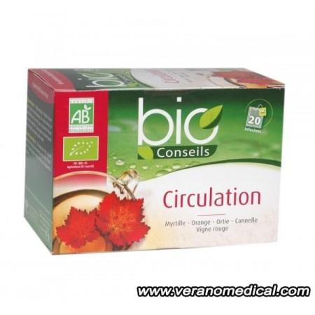 Infusion Circulation   Bio Conseils 20 sachets