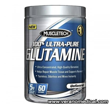 Muscletech 100% Ultra Pure Glutamine (300g)