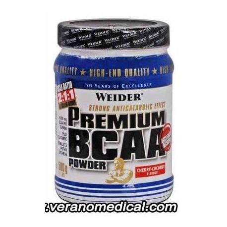 BCAA poudre 500g - WEIDER