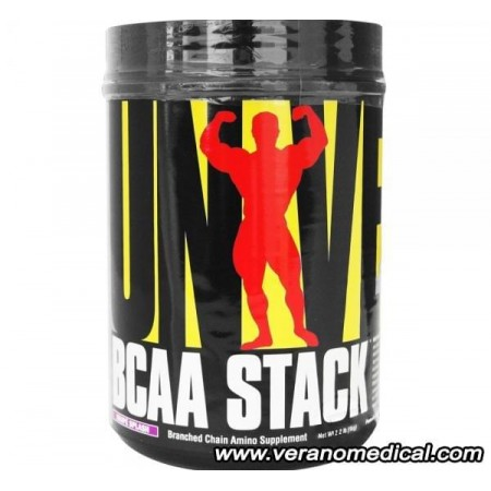 Bcaa stack Orange 1kg d'UNIVERSAL NUTRITION