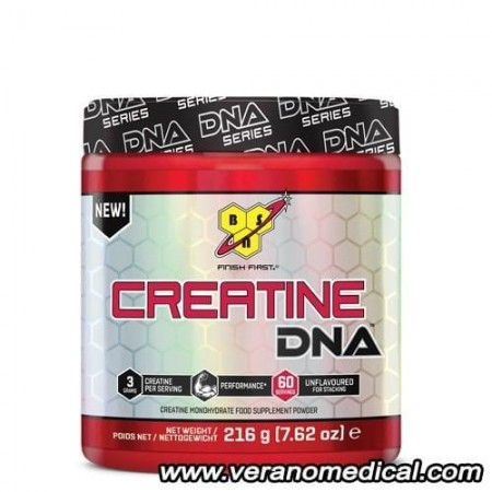 Creatine DNA BSN Nutrition 216 gr